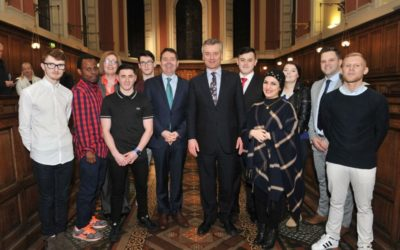 Programme to help young unemployed adults in Dublin's North Inner City