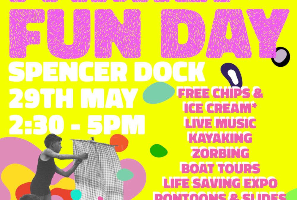 Spencer Dock Family Fun Day 2019